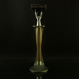 Coffret rasoir planète Rasoir (2 pièces : rasoir/support)