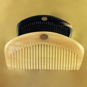 Peigne à barbe  Planete rasoir Forme rateau, 24 dents