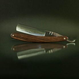 Rasoir Coupe-chou Le Grelot, 5/8eme chasse bois de violette